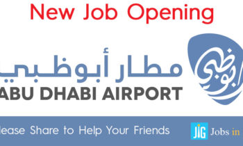 JOBS IN ABU DHABI AIRPORT